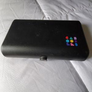Vintage 90's Black Caboodle